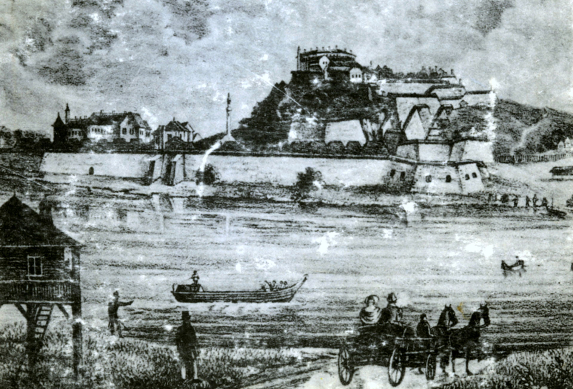 19th-century-Belgrade-cartoon-Glimpses-of-the-World
