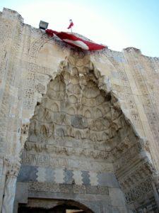 Cappadocia-Turkey-travel-caravanserai-gate-Glimpses-of-The-World