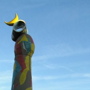 Miro-statue-Glimpses-of-the-World