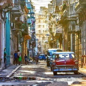 Havana-Cuba-street