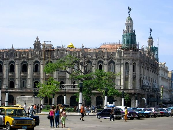 Gran Teatro de la Habana, Glimpses of The World