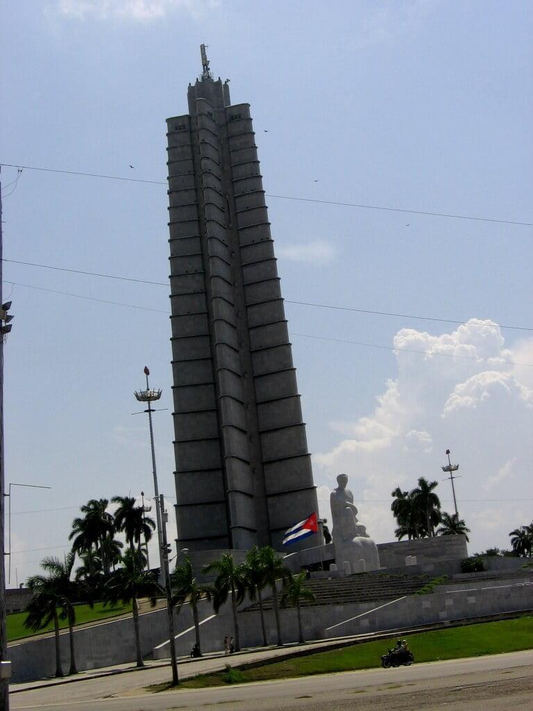 Hose Marti Memorial, Glimpses of The World
