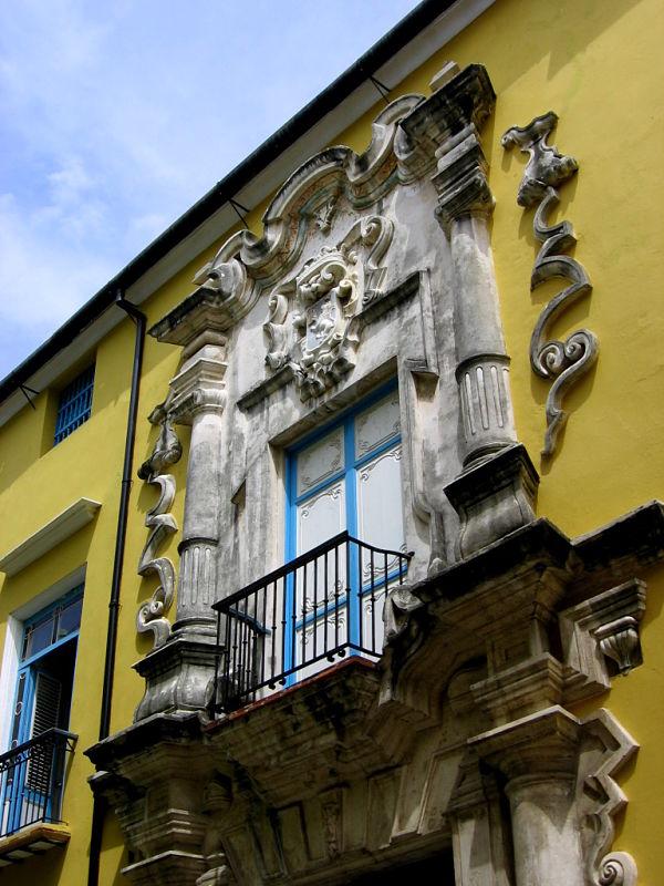 Magnificent decorations of Casa de la Obra Pia, Glimpses of The World_opt