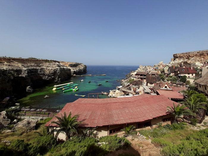Malta-travel-Popeye-Village-Glimpses-of-the-World