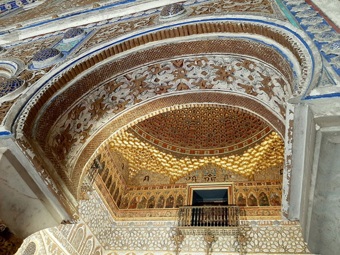 Things-to-do-in-Seville-Spain-Alcazar-Glimpses-of-the-World