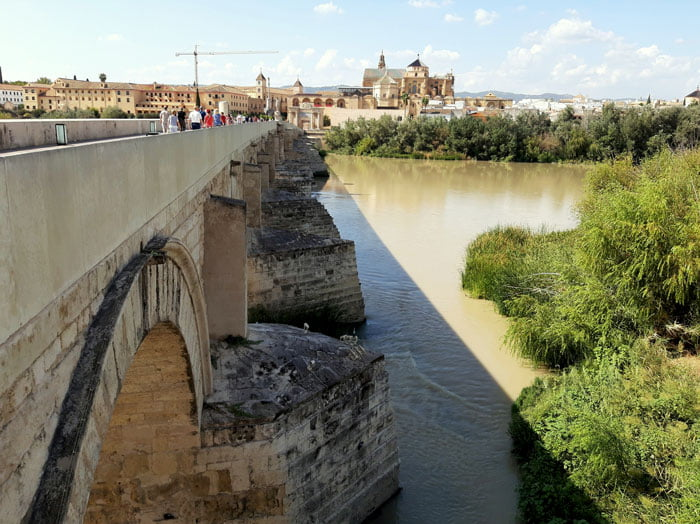 Things-to-do-in-Cordoba-Spain-Roman-Brigde-Glimpses-of-the-World