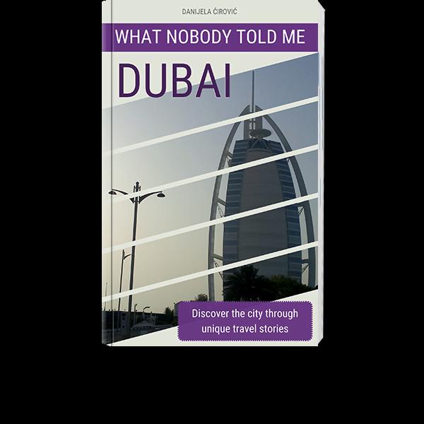 DUBAI: What Nobody Told me