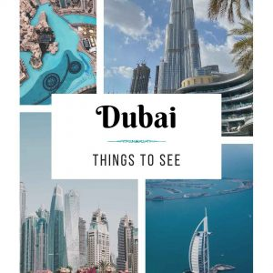 DUBAI: Things to see