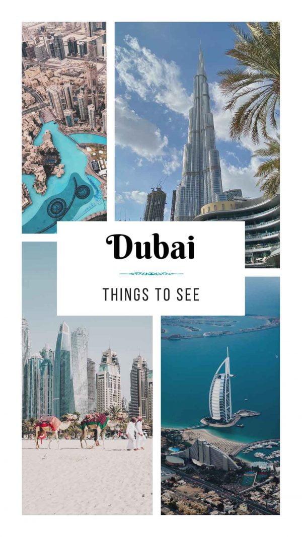 DUBAI: Things to see