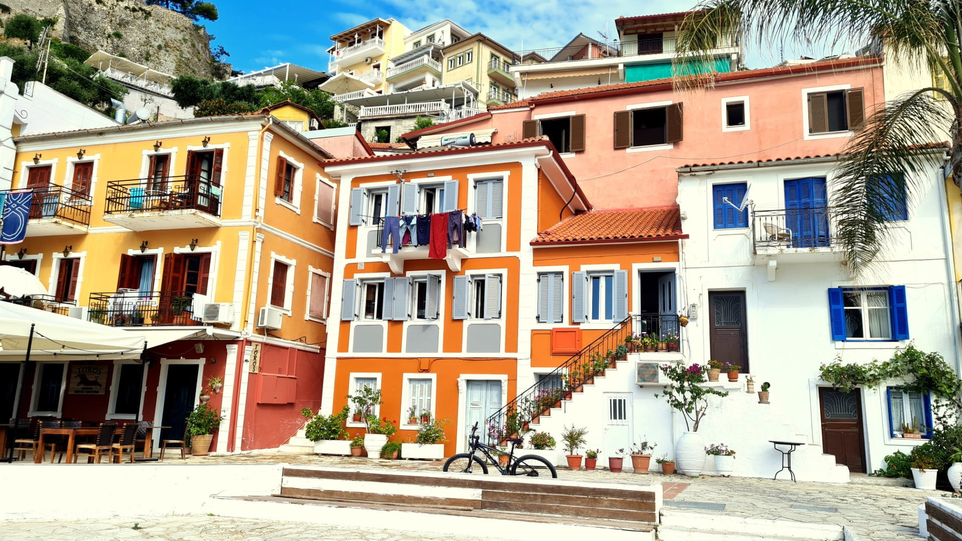 Ionian architecture in Greece Glimpses of the World
